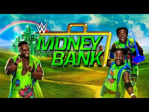 WWE Money in the Bank 18/06/2017 [BEST]