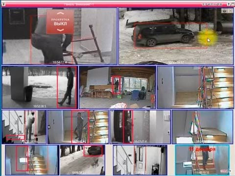 Психология момента: видеоконтроль превращаем в многоканальный фотоконтроль