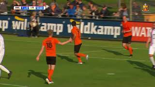 Samenvatting HHC Hardenberg - FC Lisse