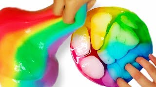 The Most Satisfying Slime ASMR Videos | Relaxing Oddly Satisfying Slime 2019 | 131