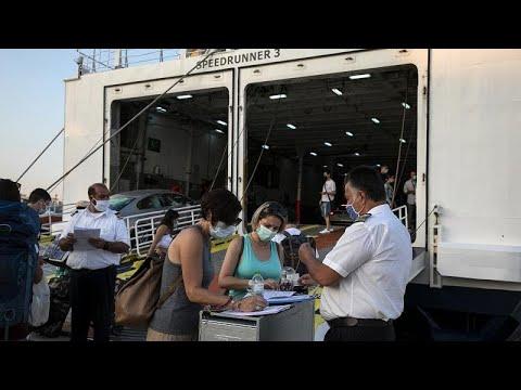 COVID-19: 77 νέα κρούσματα στην Ελλάδα – Δύο νέοι θάνατοι