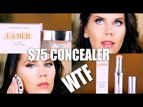 $75 CONCEALER  ... WTF?  | First Impressions