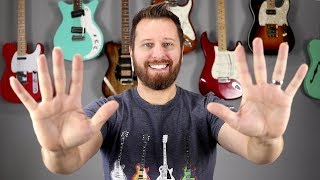 10 Things I Wish I Had Known About Guitar EARLIER!