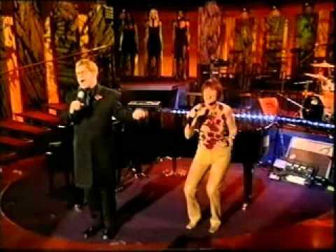 Elton John & Kiki Dee Don't Do Breaking My Heart live on Parkinson 2000