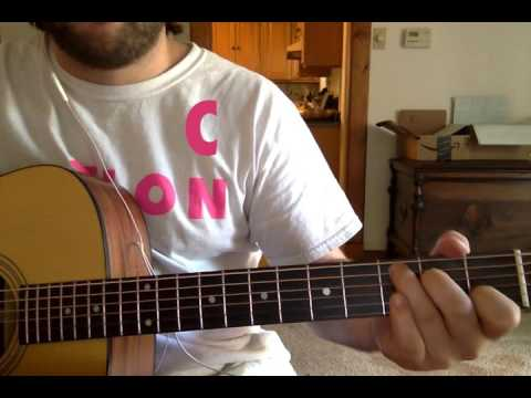 Frank Ocean - Ivy - Guitar Lesson