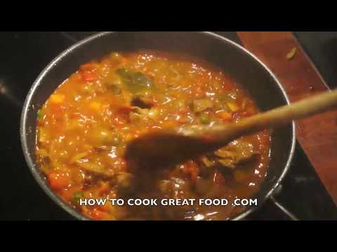 Video Fantasic Easy Cook Lamb Curry Recipe
