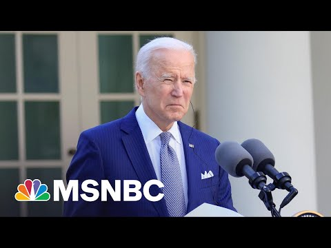 Biden: Mass Shootings In U.S. Are A 'National Embarrassment' | MSNBC