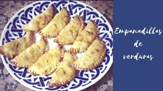 RECETA: Empanadillas de Verduras