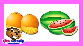 """Fruit Lesson"" (Level 2 English Lesson 11) CLIP - Healthy Foods, Children Education, Teach English"