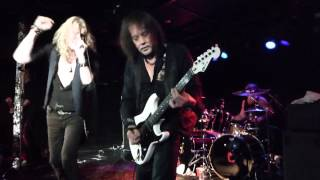 Jake E Lee Red Dragon Cartel Shot In The Dark May 2 2015