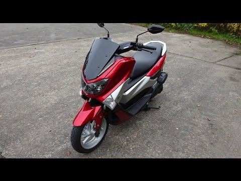 Yamaha NMAX 125 top speed