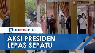 Ajudan Bingung Lihat Sikap Presiden Jokowi saat Melayat Viktor Sirait, Paling Beda dari Pelayat Lain