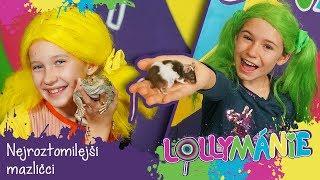 Lollymánie S02E35 - Nejroztomilejší mazlíčci!