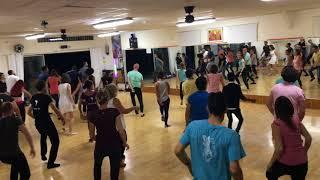 21 septembre 2017 : les cours de salsa et bodymoves sont lancés !