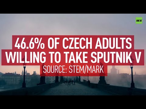 Almost half of Czechs willing to take Sputnik V even without EMA approval