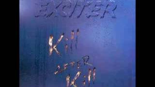 Exciter- Shadow of the Cross