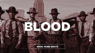"FREE Young Thug x Tory Lanez x Meek Mill Type Beat - ""Blood"" | Gangster Trap Beat | Mubz Got Beats"