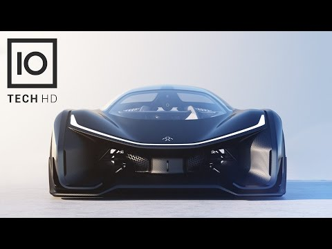 5 FUTURE CONCEPT CARS You Must See 2017 ▷#2