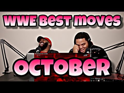 WWE Best Moves of 2019 - OCTOBER (REACTION)