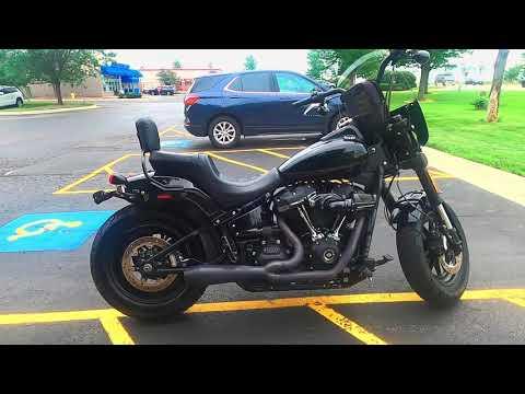 2018 Harley-Davidson Fat Bob 114 FXFBS