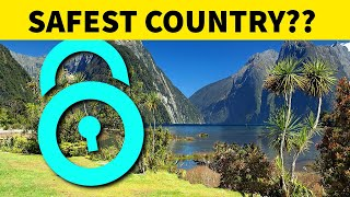 Top 12 Safest Countries To Live In!