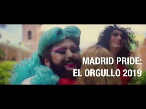 Madrid Pride 2019: así promociona la capital española la Fiesta del Orgullo