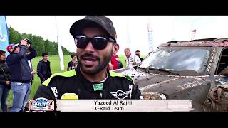 Yazeed Alrajhi in Silkway Rally 2017 - Summary