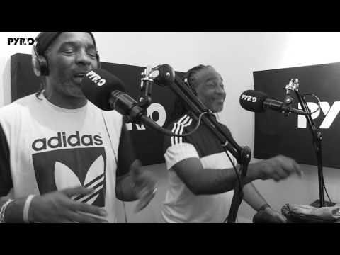 The Ragga Twins Crew In The Mix - PyroRadio - (24/10/2016)