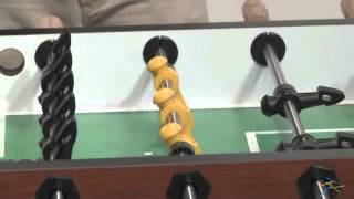 Dynamo Tornado Elite Foosball Table - Product Review Video