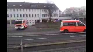 preview picture of video 'Feuerwehr Hildesheim'