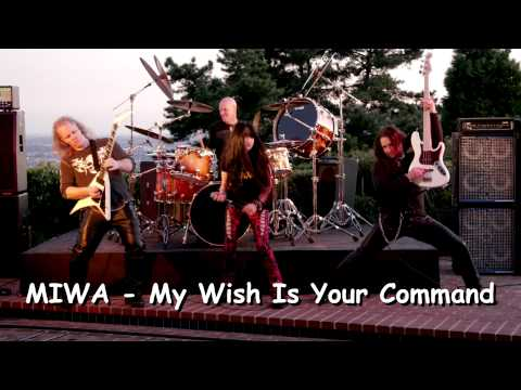 My Wish Is Your Command – Lyric Video