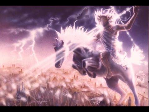 3D światła Młot Thor