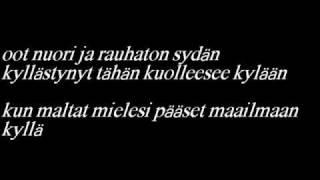 Jukka Poika - Älä tyri nyt (lyrics)