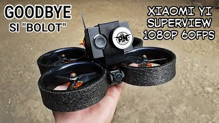 """Goodbye """"Si Bolot"""" RAW Footage Xiaomi Yi Superview GoPro Lens Indonesia ????????"""