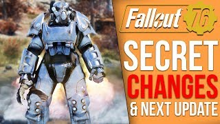 Fallout 76 News - Secret Nerfs In Game, New Update Details, Easter Event Reward