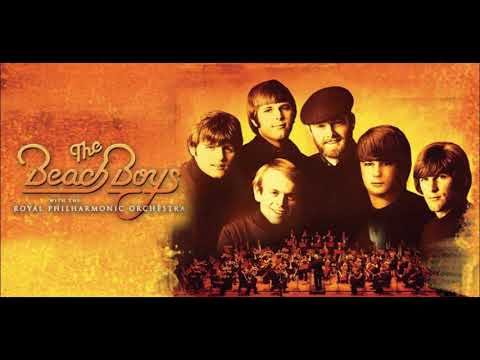 The Beach Boys With The Royal Philharmonic Orchestra - God Only Knows (Audio)