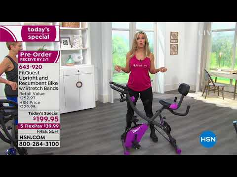 HSN | Fabulously Fit with FitQuest 01.14.2019 - 12 AM