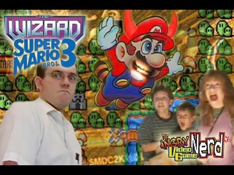 Čaroděj + Super Mario Bros. 3