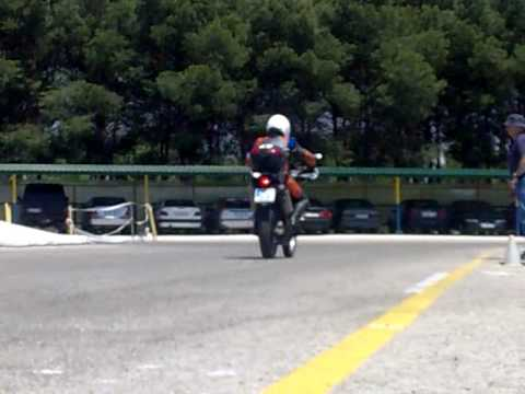 Curso de Conducción de Motocicletas