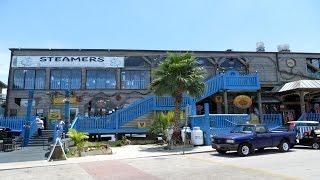 Steamers Cedar Key, Florida