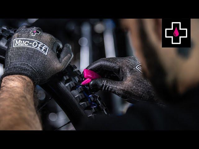 Видео Ремкомплект Muc-Off TUBELESS KIT
