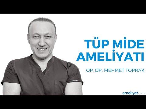 Tüp Mide Ameliyatı (Op. Dr. Mehmet Toprak)