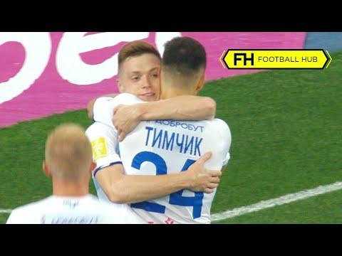 FK Dynamo Kyiv 4-0 FK Veres Rivne