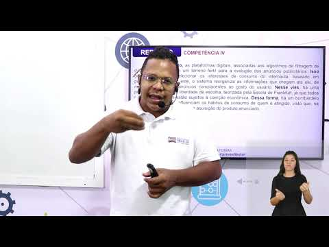 Aula 09 | Competência IV: Coesão II - Parte 01 de 03 - Redação