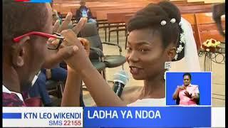 Jacob Ayoo afunga ndoa hii leo katika kanisa la Citam