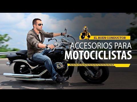 Equipo de protección para motociclistas | El Buen Conductor