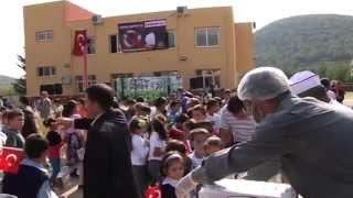 preview picture of video 'Akkuyu'da 29 Ekim Etkinlikleri'