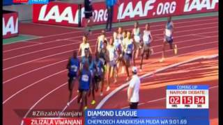 Beatrice Chepkoech atwaa mbio za 3000M, Diamond league