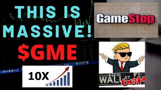 GME RUN UP EXPLAINED! - GME STOCK PRICE ANALYSIS AND PREDICTIONS(2021) - WHY GME IS TAKING OFF!(WSB)