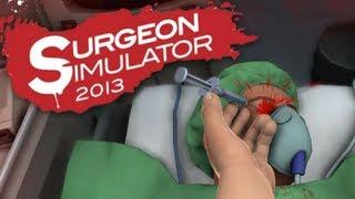Surgeon Simulator 2013 | Part 1 | I